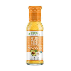 Sesame Ginger Vinaigrette - 237ml - Primal Kitchen - Ketogenic Supplies