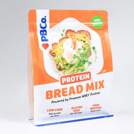 Protein Bread Mix - PBCo 330g - Ketogenic Supplies