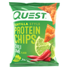 Quest Protein Tortilla Chips  Chili Lime - 32g - Ketogenic Supplies