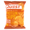 Quest Protein Tortilla Chips  Nacho Cheese - 32g - Ketogenic Supplies