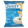 Quest Protein Tortilla Chips  Ranch Flavour - 32g - Ketogenic Supplies