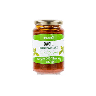 Keto Pasta Sauce - Basil - 340g - Ketogenic Supplies