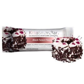 Smart Protein Bar Protein Bar Smart Keto Bar - Black Forest  - Box of 12 - 720g