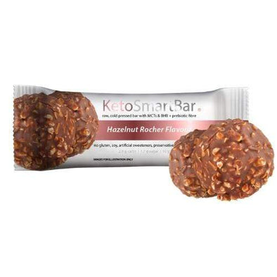 Smart Protein Bar Protein Bar Smart Keto Bar - Hazelnut Rocher - 60g