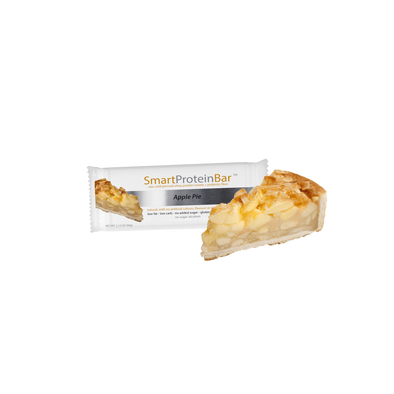Smart Protein Bar - Apple Pie- 60g - Ketogenic Supplies