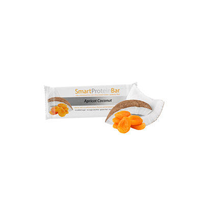 Smart Protein Bar - Apricot Coconut - 60g - Ketogenic Supplies