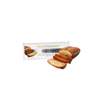 Smart Protein Bar - Banana Bread - 60g - Ketogenic Supplies