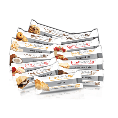Smart Protein Bar - All 20 Flavours - 1.2 KG - Ketogenic Supplies