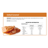 Smart Protein Bar - Salted Caramel -  Box of 12 - 720g - Ketogenic Supplies
