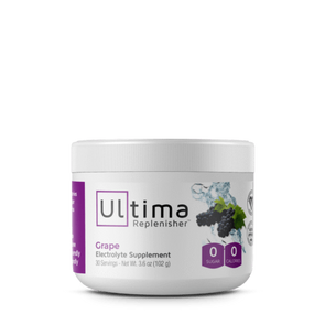Ultima Electrolytes Electrolytes - Ultima Replenisher - Grape - 30 Serves