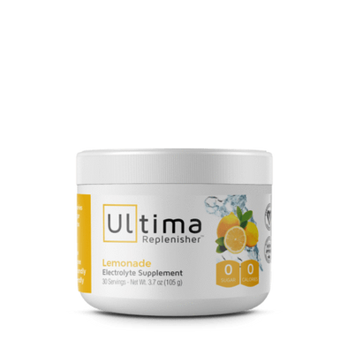 Electrolytes - Ultima Replenisher - Lemonade - 30 Serves - Ketogenic Supplies