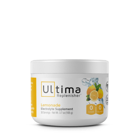 Electrolytes - Ultima Replenisher - Lemonade - 30 Serves 102g - Ketogenic Supplies