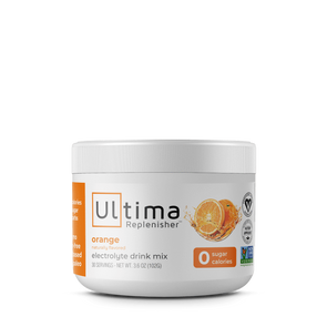 Electrolytes - Ultima Replenisher - Orange - 30 Serves 102g - Ketogenic Supplies