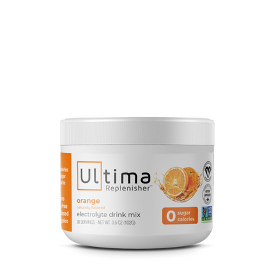 Electrolytes - Ultima Replenisher - Orange - 30 Serves - Ketogenic Supplies