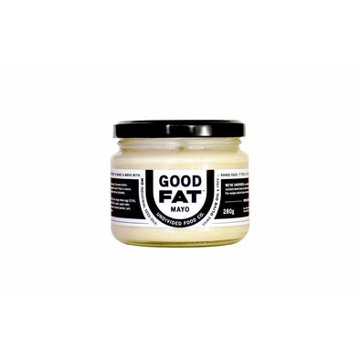 Good Fat Mayo - Undivided Food Co - 280g - Ketogenic Supplies