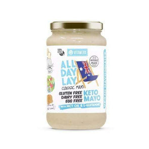 Keto Mayo - Classic - 350ml - Ketogenic Supplies