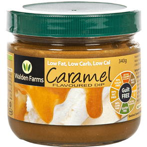 Caramel Flavoured Dip - Walden Farms -340g - Ketogenic Supplies