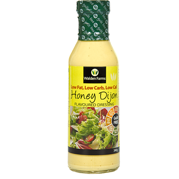 Honey Dijon Dressing - Walden Farms - Ketogenic Supplies