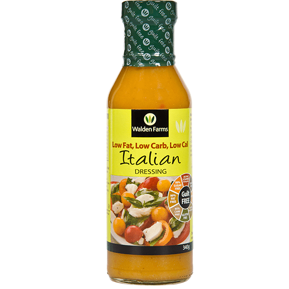 Italian Dressing - Walden Farms 355ml - Ketogenic Supplies