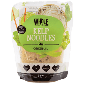 Zero Lasagna Kelp Noodles - The Whole Foodies - 340g
