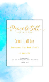 Count It All Joy Wax Melts