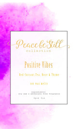 Positive Vibes Wax Melts