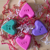 Sweet heart  Bath Bombs