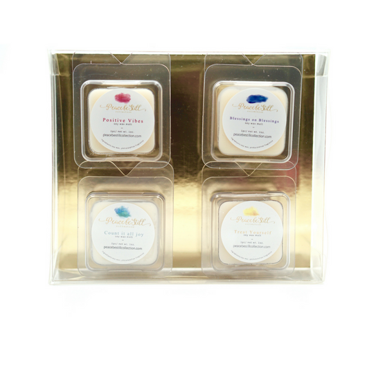 Self Care Collection - Soy Wax Melt Sampler