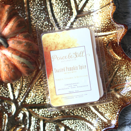 Limited Edition:  Fall Fragrance Collection