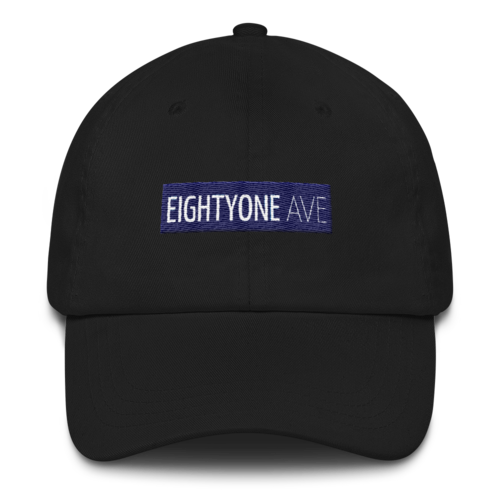 Eightyone Avenue Cap