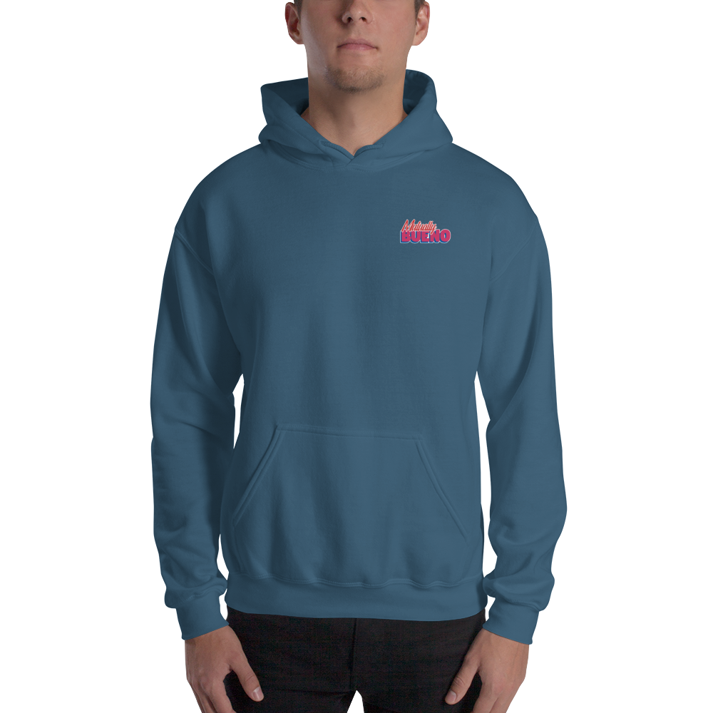 Mutually Bueno Embroidered Hoodie