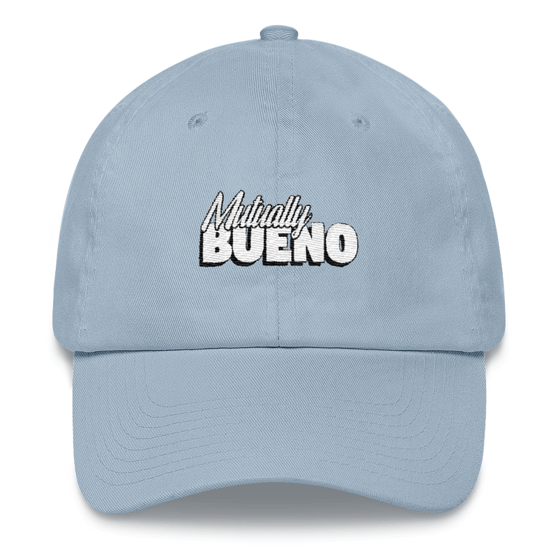 Mutually Bueno Black & White Cap