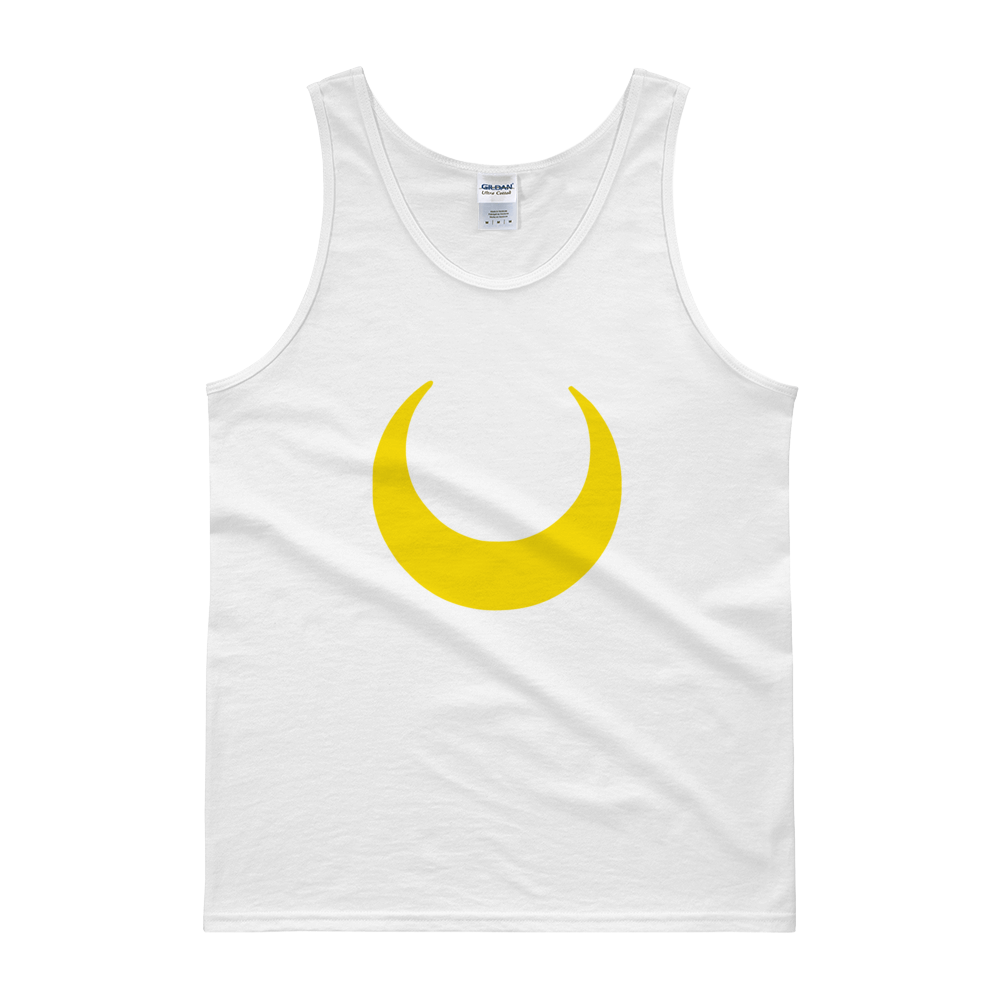 Men's Sailor Moon Crescent Moon Tank Top