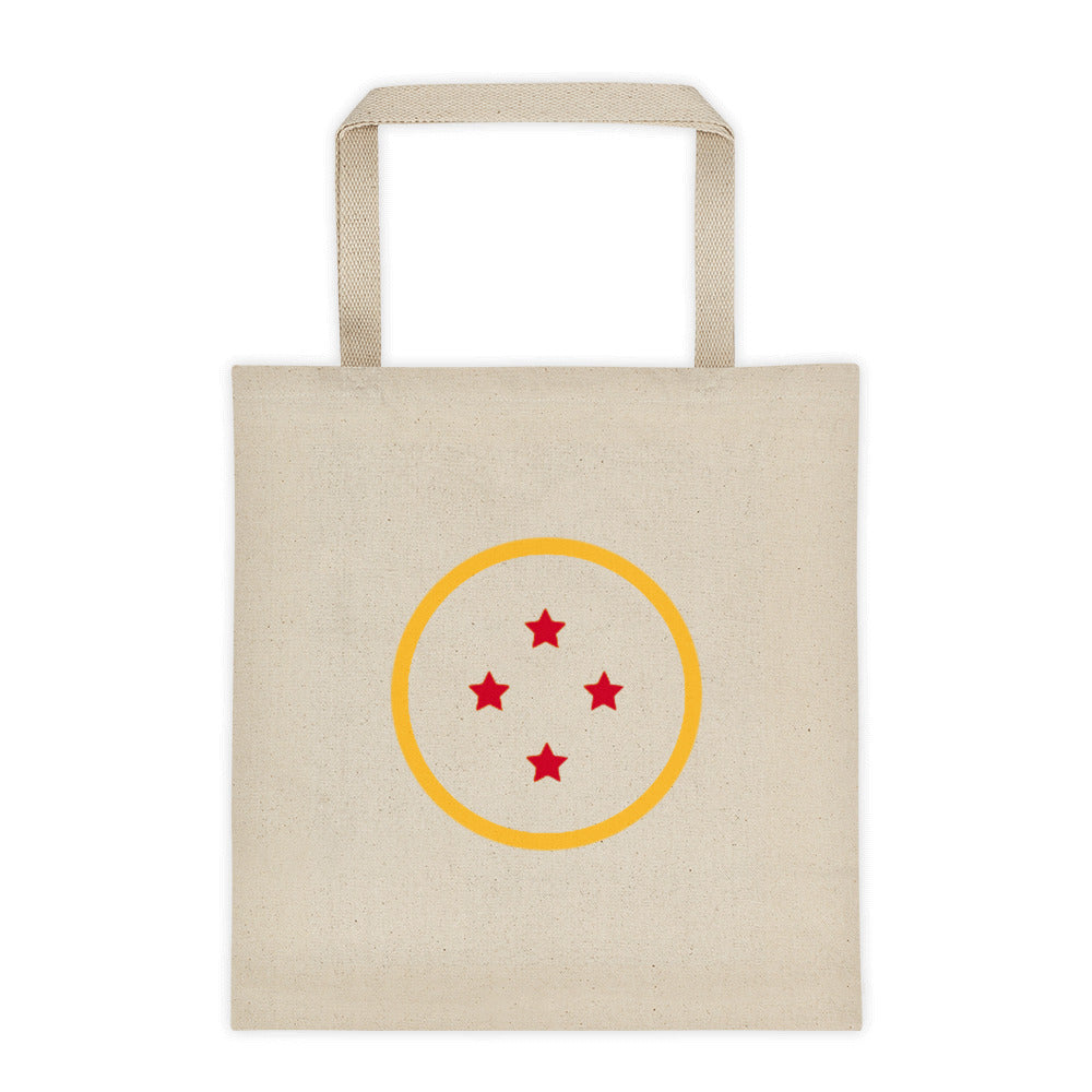 Dragon Ball Four Star Tote Bag