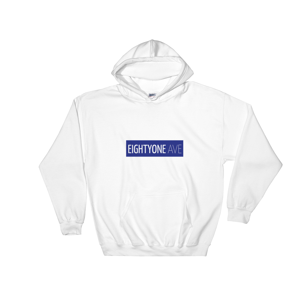 Eightyone Avenue Hooded Sweatshirt