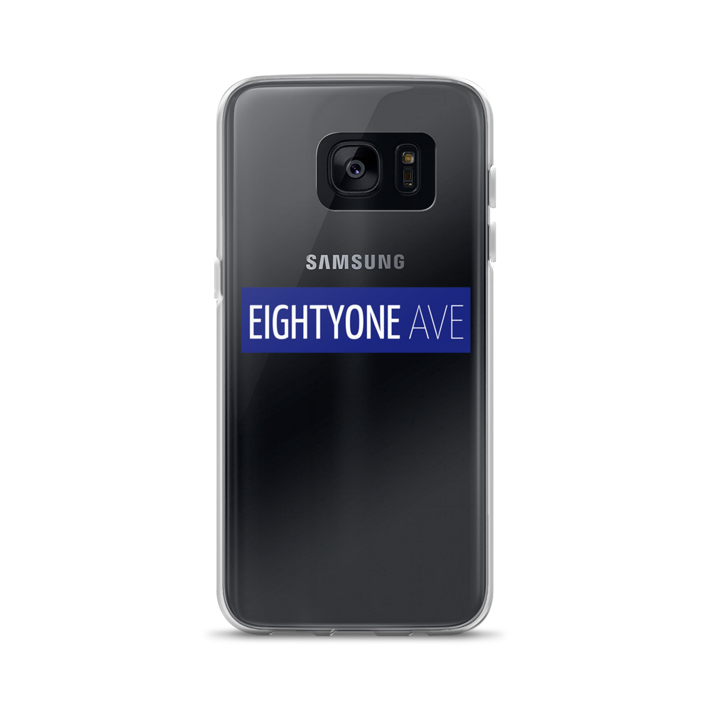 Eightyone Avenue Samsung Case