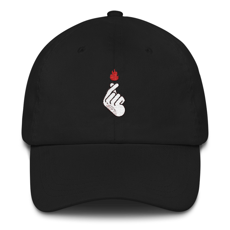 Fire Alchemy X Korean Finger Heart Cap