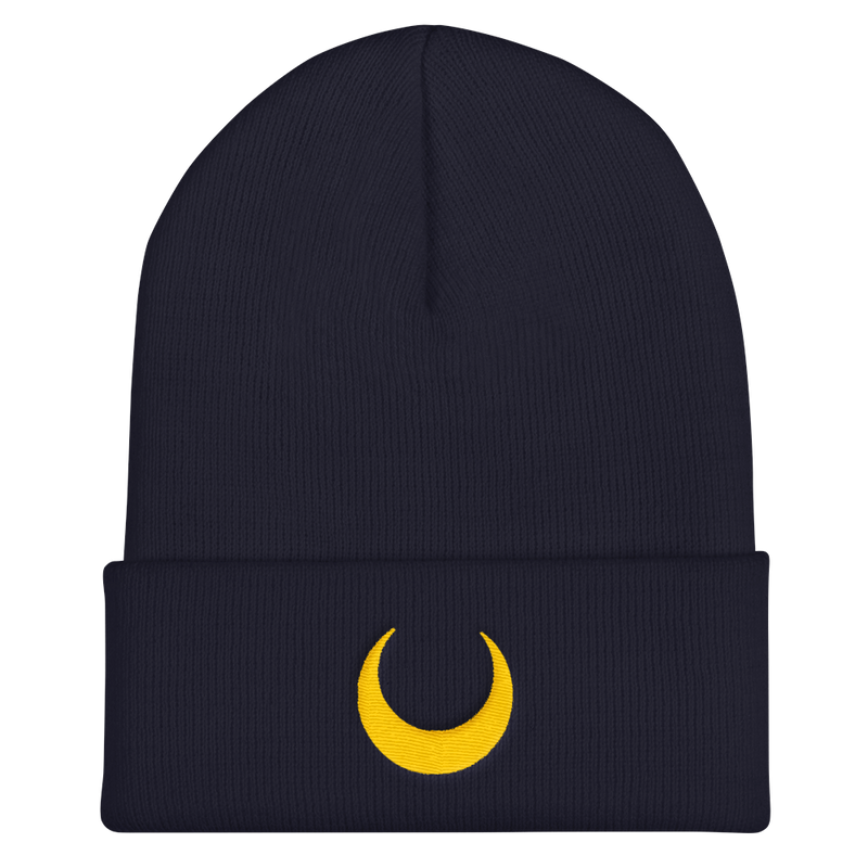 Sailor Moon Crescent Moon Beanie