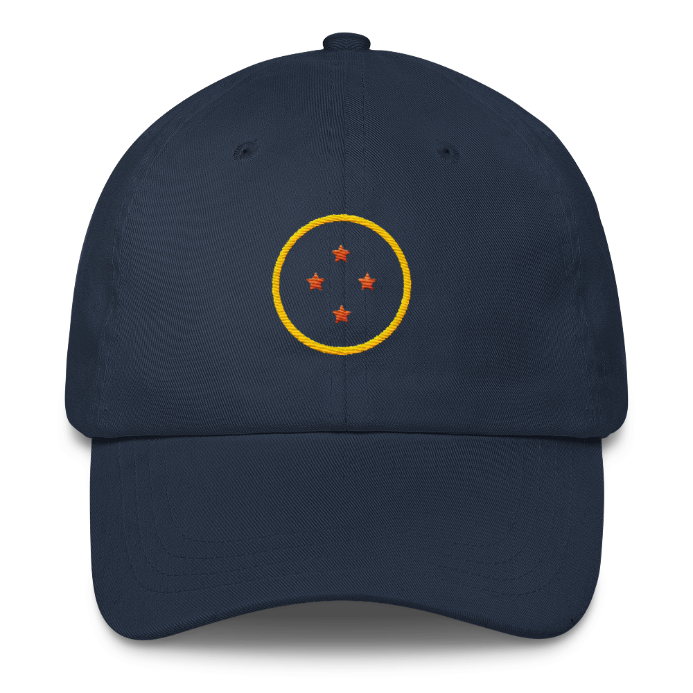 Dragon Ball Z Four Star Ball Cap