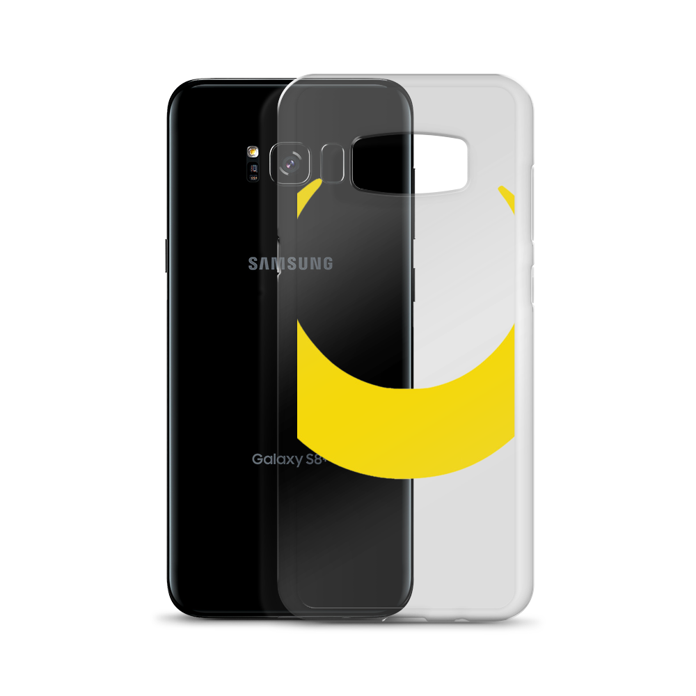 Crescent Moon Samsung Phone Case