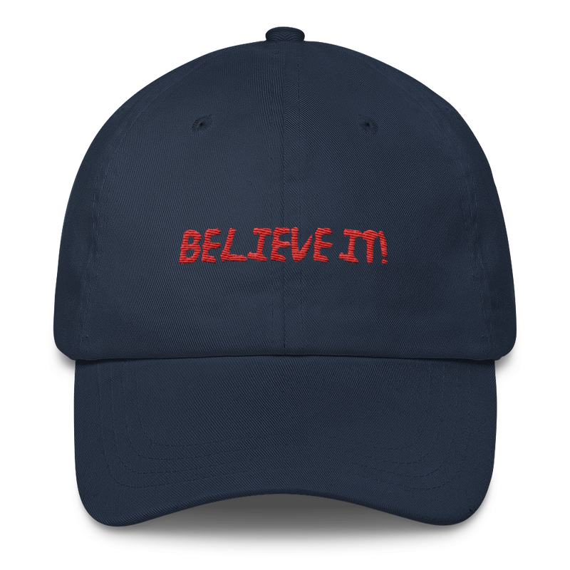 Believe It! Cap