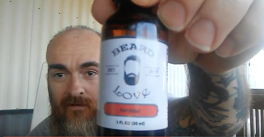 Beard Crusher Recommends Beard Love Oils!
