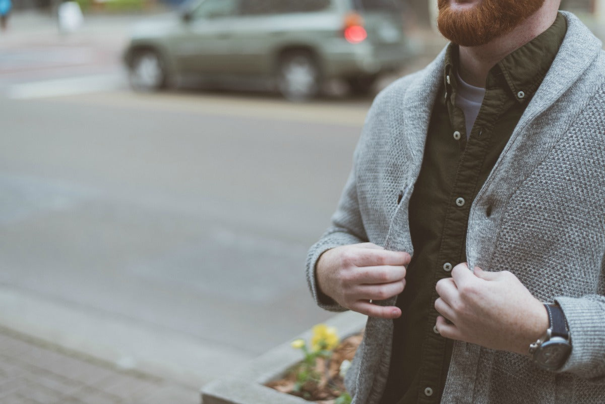 The Art of Being a Stylish Beardsman