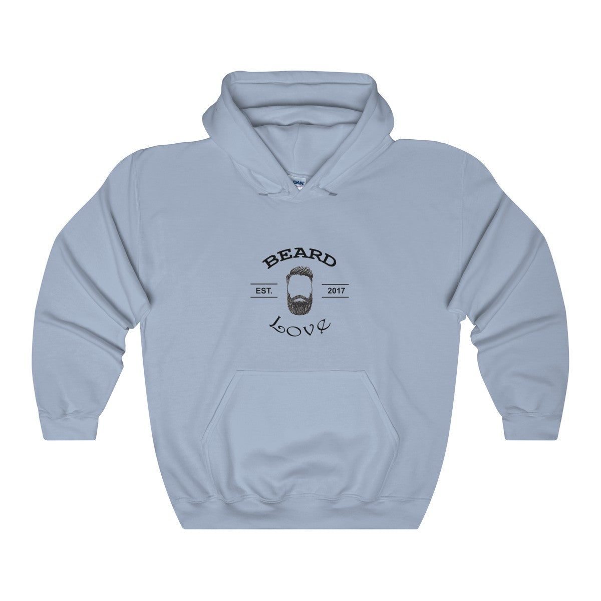 Beard Love Unisex Heavy Blend™ Hooded Sweatshirt