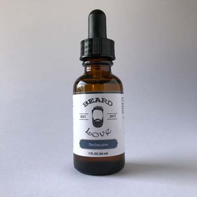 Premium Beard Oil with a scent that can  A single drop can grab the attention of the board and have them bending to your will.