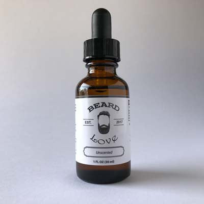 Premium Beard Oil with no scent but all the benefits of our oils