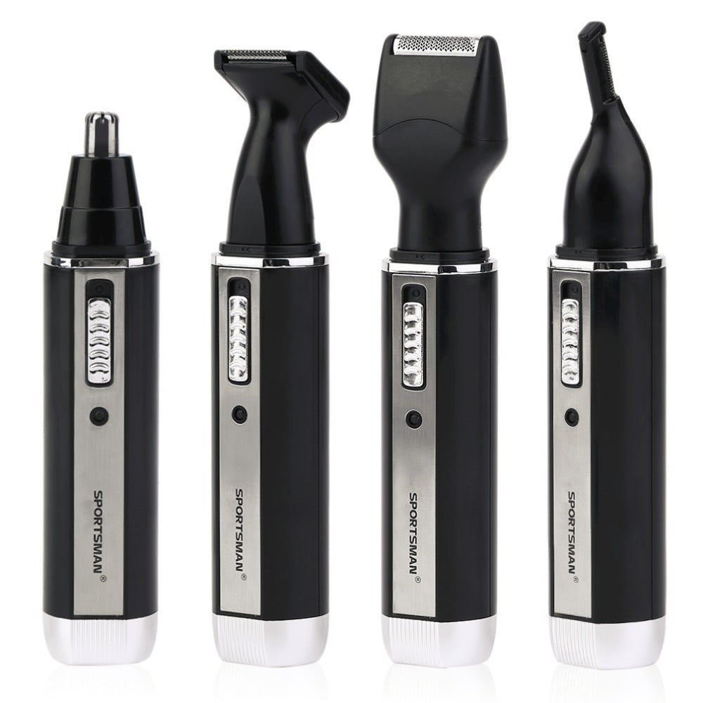 4 In 1 Waterproof Rechargeable Electric Trimmers