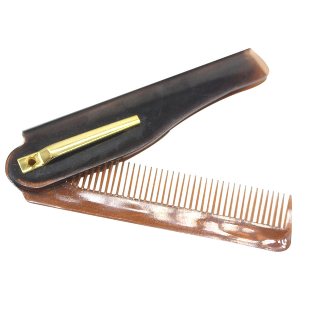 Pocket Comb - For The Bespoke Beard on the Go