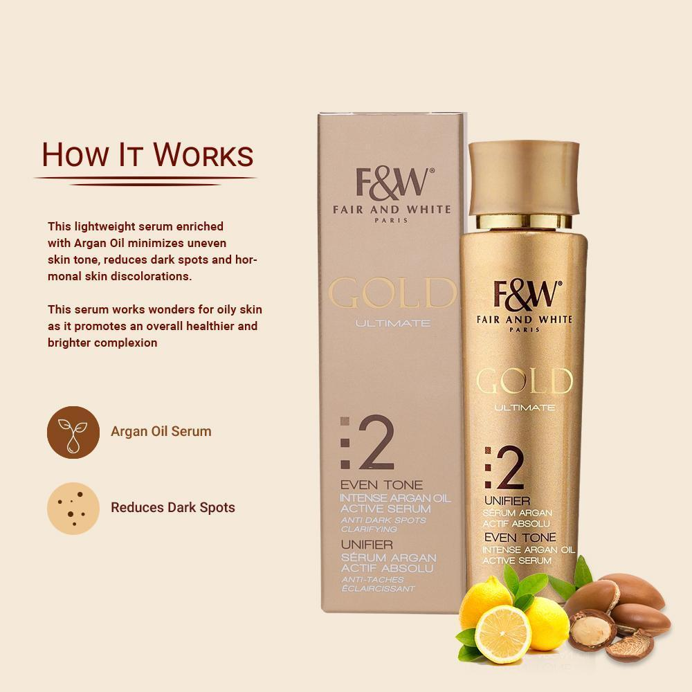 Argan Oil Active Serum simple Mitchellfairwhite