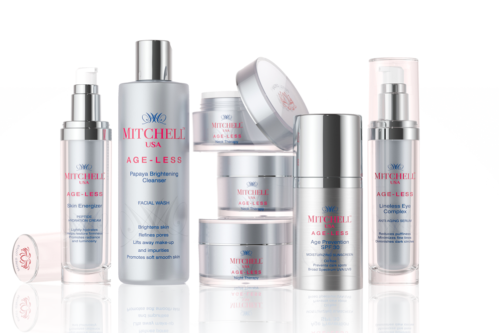 Mitchell Cosmestic Product Collection